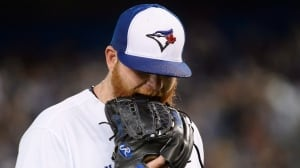 Kansas City delivers royal drubbing to Anderson, Blue Jays
