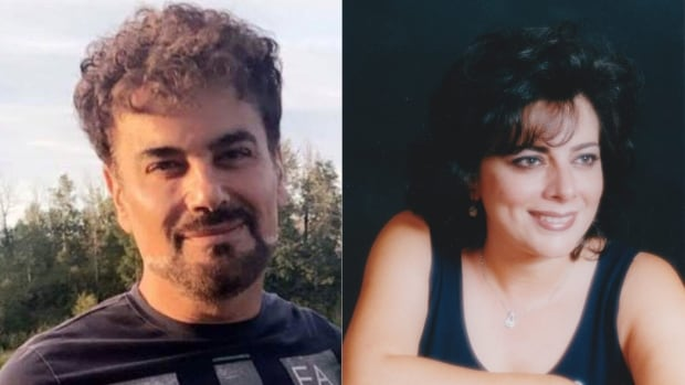 Hadi 'Dani' Eljamal, 56, and Sana Elache, 52, were out for an evening walk when they were struck and killed by a vehicle.