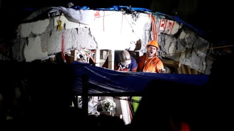 Trapped girl a symbol for Mexico's earthquake rescue efforts thumbnail
