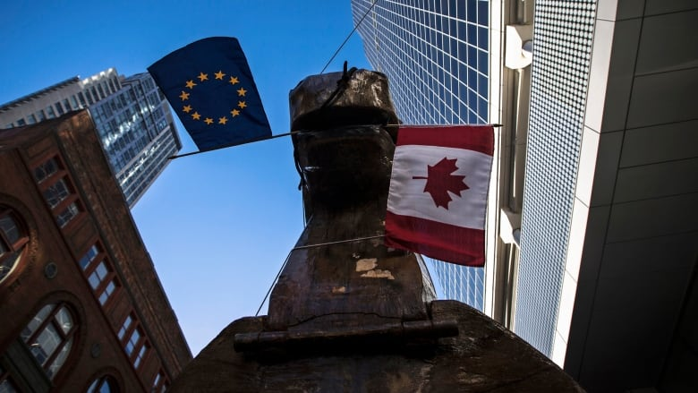 Ceta In Effect Today As Canada Eu Trade Pact Comes Into Force Cbc News