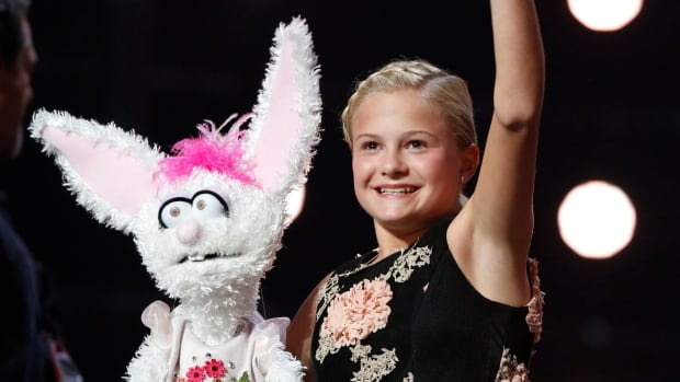 Twelve-year-old Darci Lynne Farmer won the latest edition of America's Got Talent in Los Angeles on Wednesday.