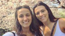 Denise and Nadia Araujo