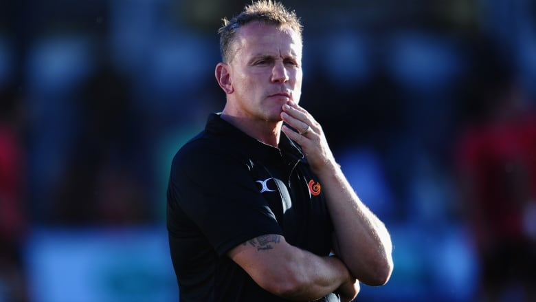 Former Wales captain Kingsley Jones named Canadian men's rugby coach | CBC  Sports