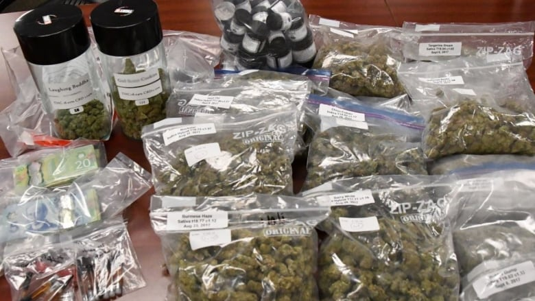 5 people charged after raid on London marijuana dispensary | CBC News