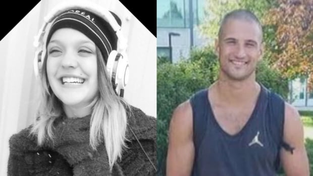 Amélie Gauthier-Matte, 20, and Christopher Lecouvie, 33, were found dead, lying intertwined in their bed, on Feb. 27. They are believed to have died four days earlier.