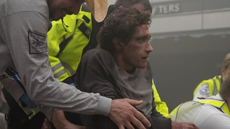 'I have difficulty with the hero thing:' Jeff Bauman on Boston Marathon bombing film Stronger