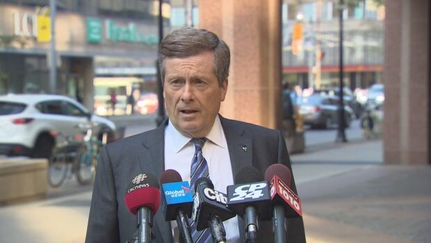 "Mayor John Tory wants the city's ""traffic wardens"" to be granted special constable status."