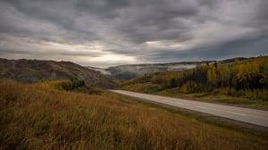 September morning in the Beatton Valley outside of Fort St. John
