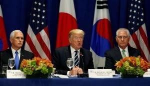 Trump North Korea UN