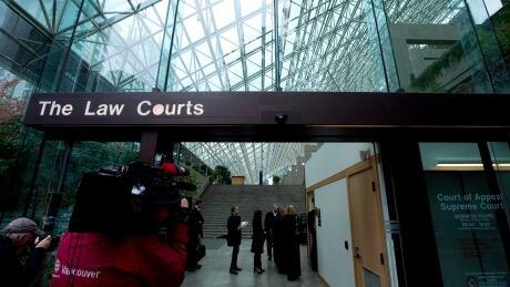 corrupt justice BC