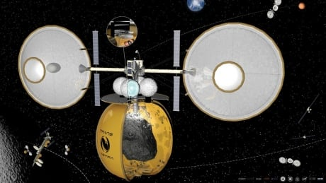 Asteroid mining could support space economies, colonies