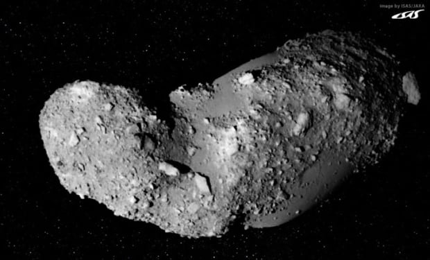 Near Earth Asteroid Itokawa