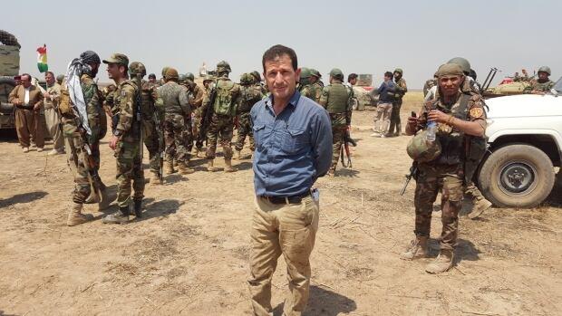 Journalist Ayub Nuri