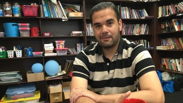 Mohamed Amine Maazaoui, 31, hid inside a Shediac church for more than two years.