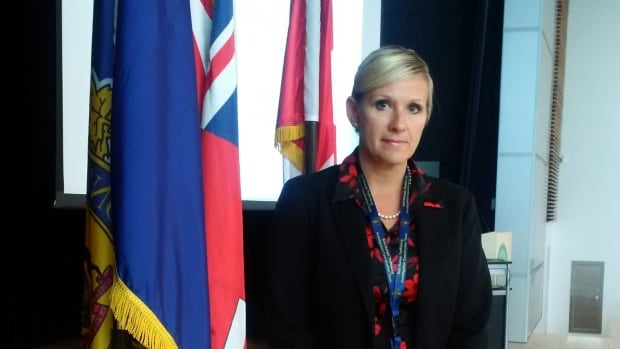 Insp. Tina Chalk of the Ontario Provincial Police says human trafficking should concern everyone, and it's as much of a problem in a small town as a big city.