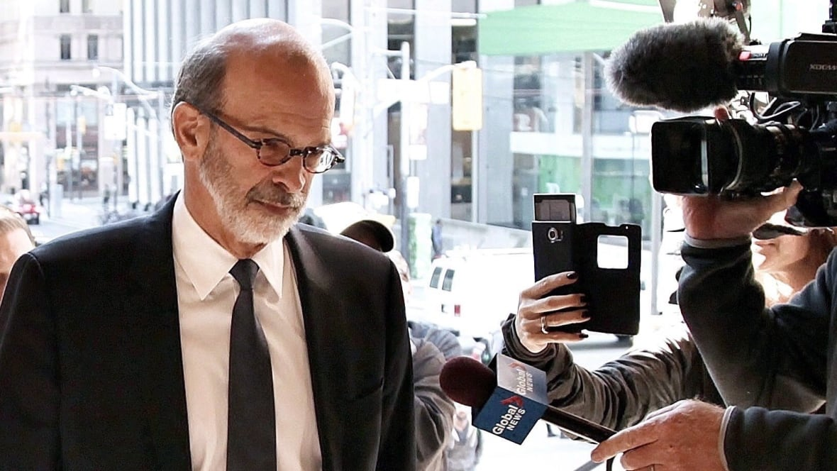 David Livingston guilty in Ontario gas plants trial — NewsAlert