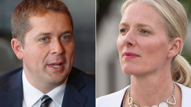 Conservative Leader Andrew Scheer called Environment Minister Catherine McKenna to apologize for a sexist tweet by Conservative MP Gerry Ritz.