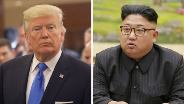 U.S. President Donald Trump and North Korean leader Kim Jong-un are locked in a war of words, raising tensions as the Winter Olympics in South Korea approach.