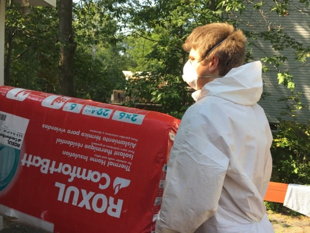 menonnite help flood ottawa constance bay
