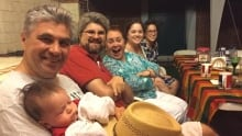 Fabian Glyka family