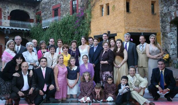 Fabian Glyka family photo