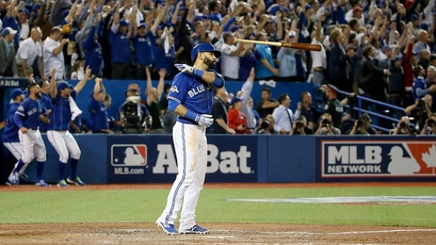 Jose Bautista's bat flip in Game 5 of the 2015 ALDS is the lasting image of his Blue Jays tenure, and the Jays' most memorable moment since Joe Carter's home run.
