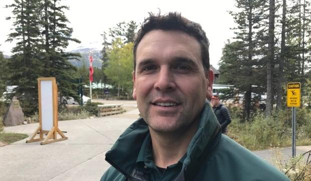 Richard Dupuis Parks Canada