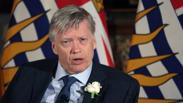 Sam Sullivan was previously mayor of Vancouver.