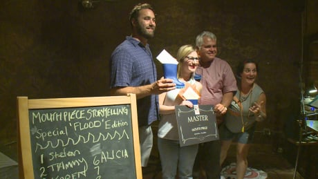 Flood Fun: 3 stories from Windsor's Mouth Piece storytelling event