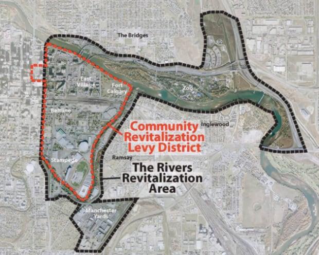 rivers district crl