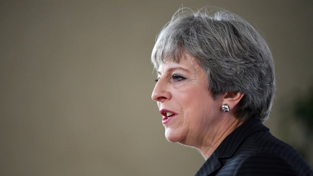 'While the U.K.'s departure from the EU is inevitably a difficult process, it is in all of our interests for our negotiations to succeed,' Prime Minister Theresa May tells business leaders Friday in Florence, Italy.