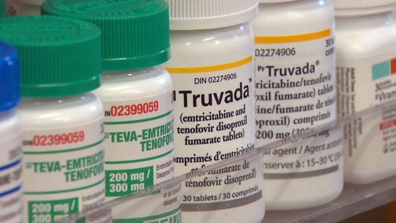 Truvada and generic PrEP