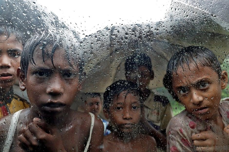 Week-myanmar-rohingya-rain