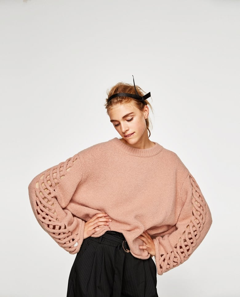 7c6c8b94886 Don t call me cozy. New sweaters for fall that are the opposite of ...
