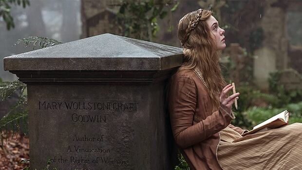 FILM: Mary Shelley