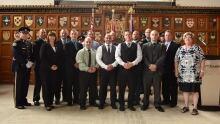 Correctional services awards