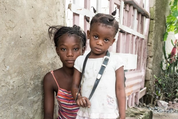 World Vision sponsored girl