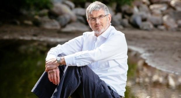U of S hydrologist Howard Wheater