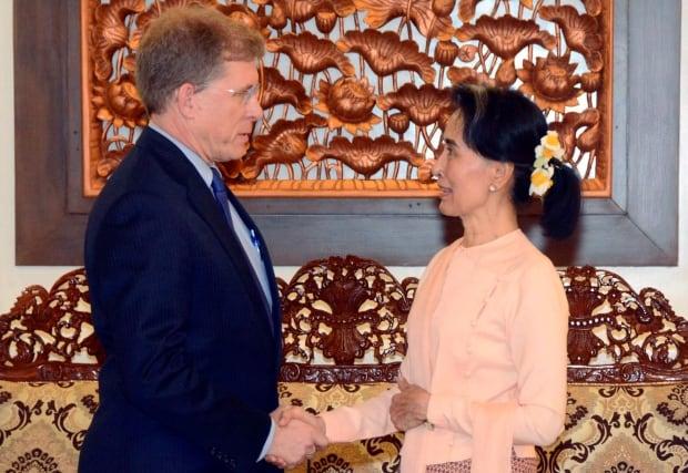 Myanmar Attacks Suu Kyi Reaction