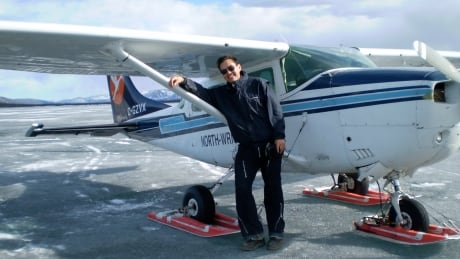 Gwich'in fiddler fulfills childhood dream as Air Canada pilot