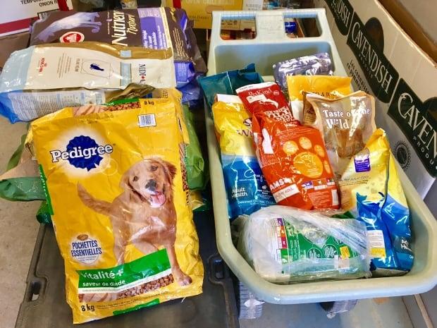 Food Bank Pet Food 2