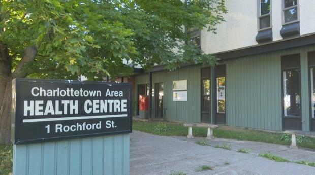 Charlottetown Area Health Centre Rochford Street