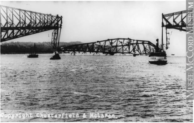 Pont de Québec 1916