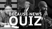 Because News quiz Sept 23