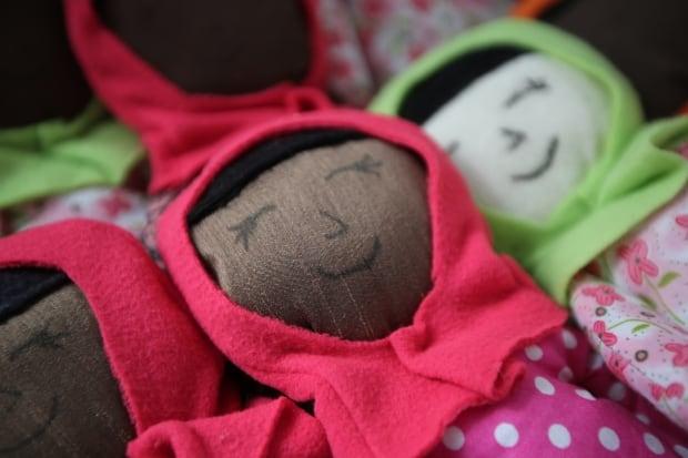 Hijabi dolls