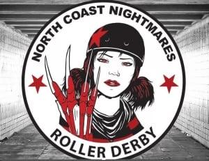 North Coast Nightmares roller derby