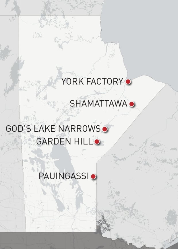 At least 36 teacher positions are open at 5 Manitoba First Nation communities.