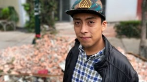 Mexicans homeless after quake rely on kindness of strangers to survive