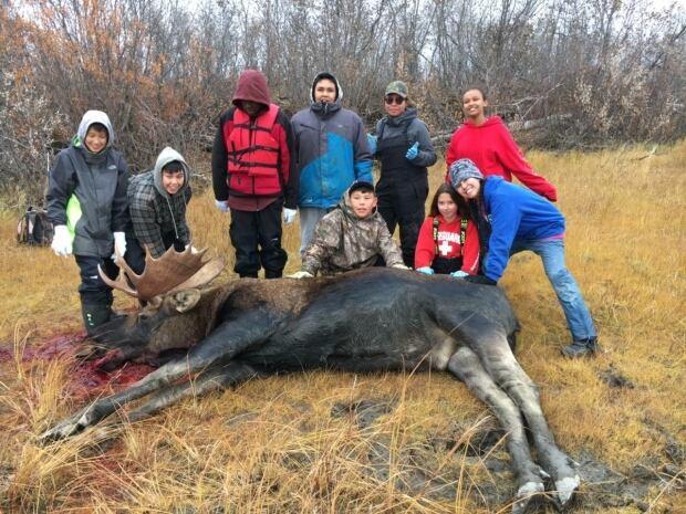 East three moose