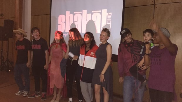 An event was held earlier this week at the Kwanlin Dün Cultural Centre in Whitehorse, to celebrate the launch of the new Shakat Journal. 'The top concerns I hear from young people today ... is their need for self-expression, their want for inclusion. And their desire to be heard,' said Kwanlin Dün chief Doris Bill.